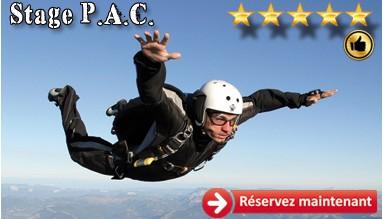 Stage PAC, apprendre le parachutisme