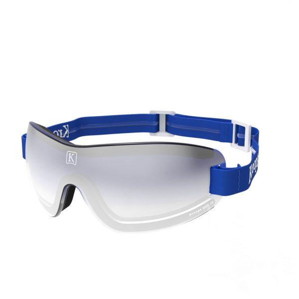 IK91 kroop's goggles bleu blue