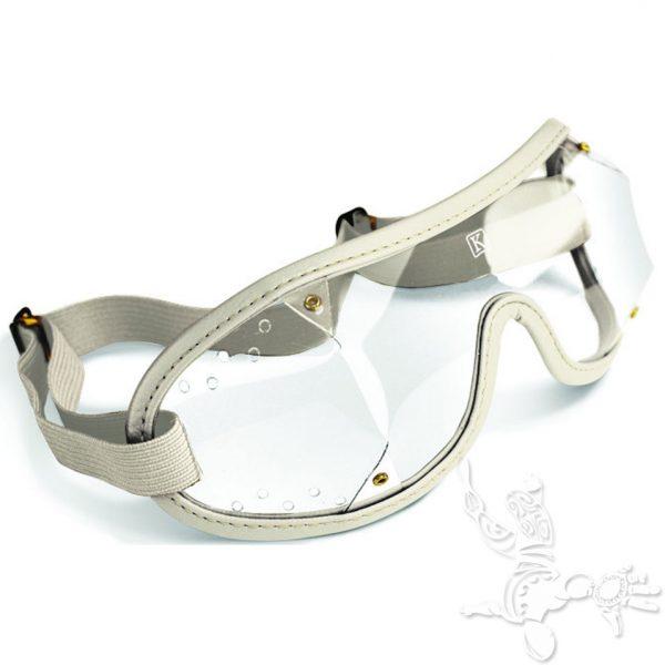 Kroop's Boogie goggles Blanche