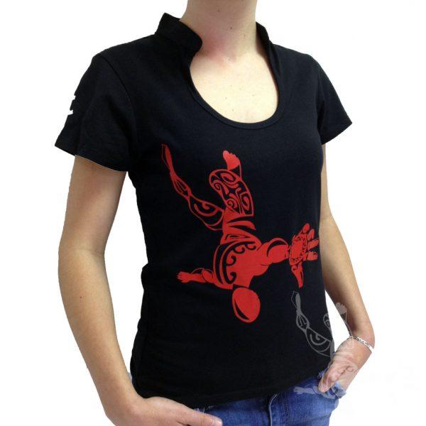 tee shirt femme parachutisme