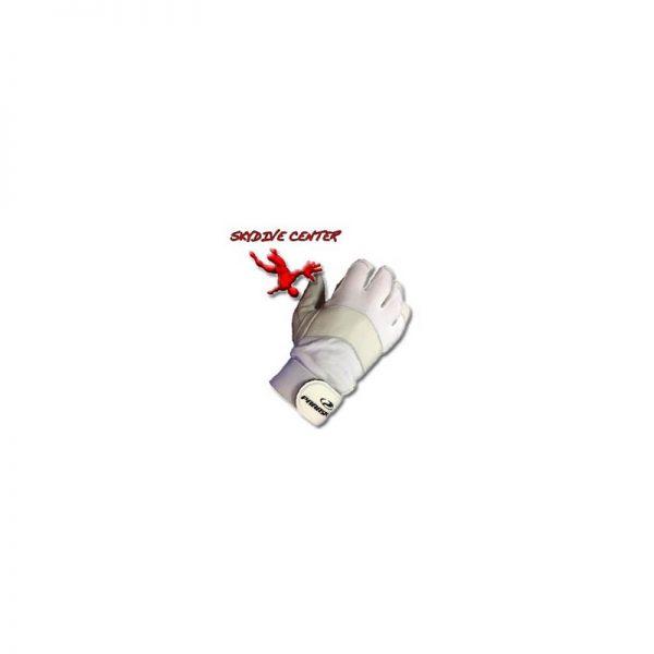 Gant blanc parachutisme