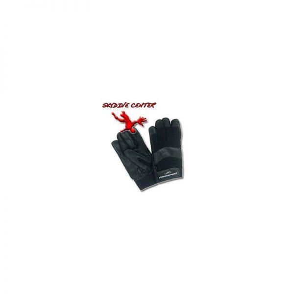 gants noir parachutisme