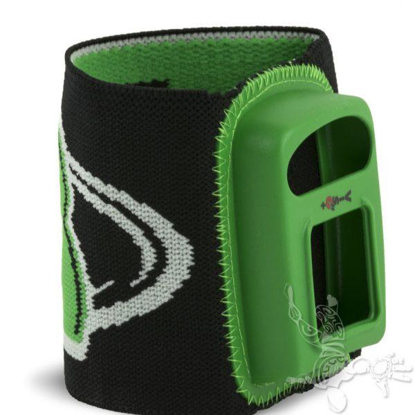 Bracelet viso 2 Noir Vert